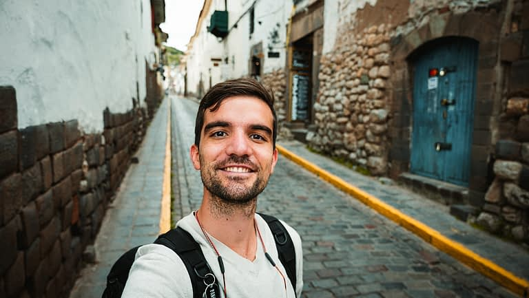 How to Take Pictures of Yourself When Travelling