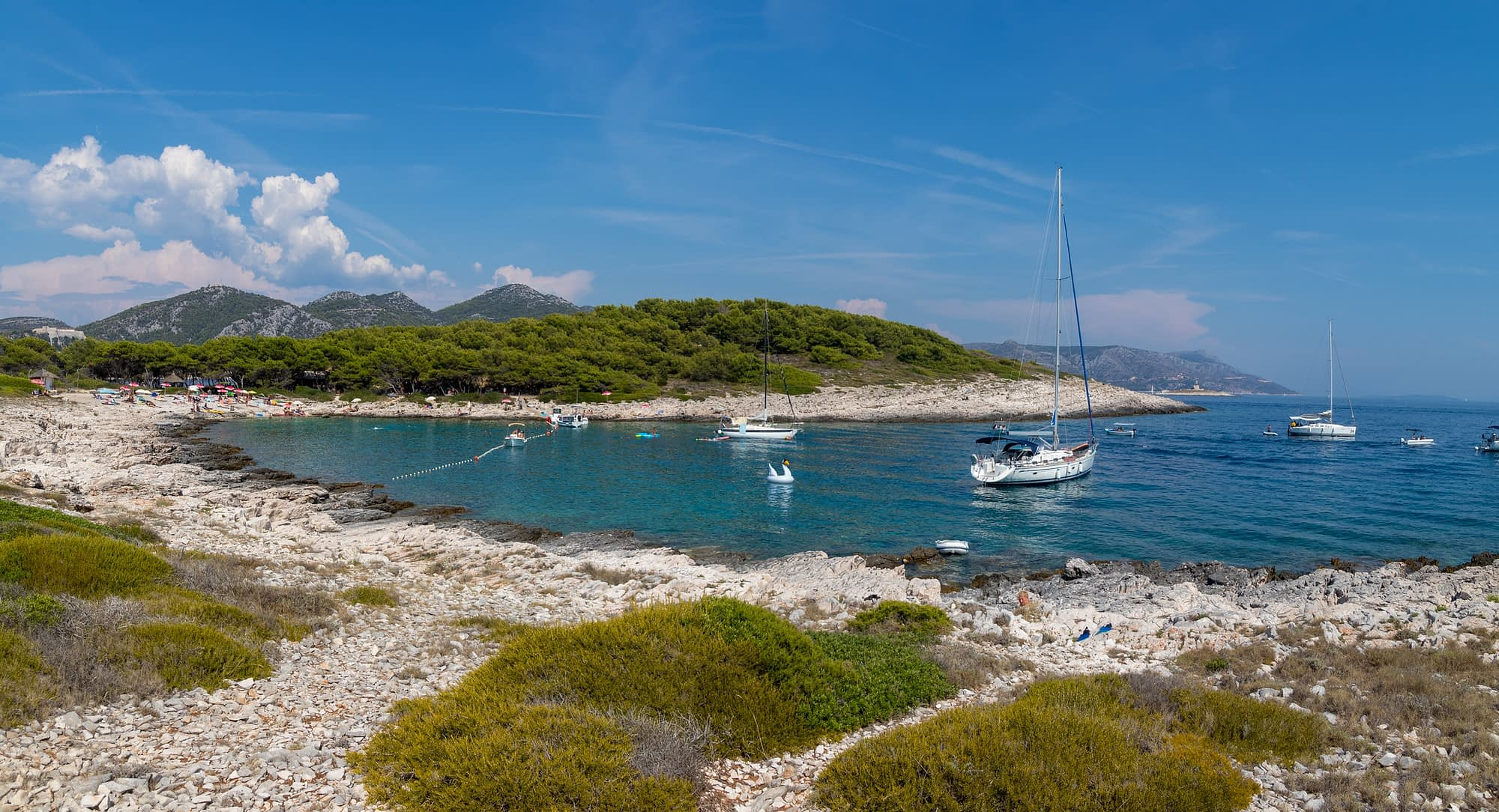 five things to do in hvar